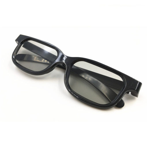 Spacebril van FestiLovers met diffractie hartjes effect