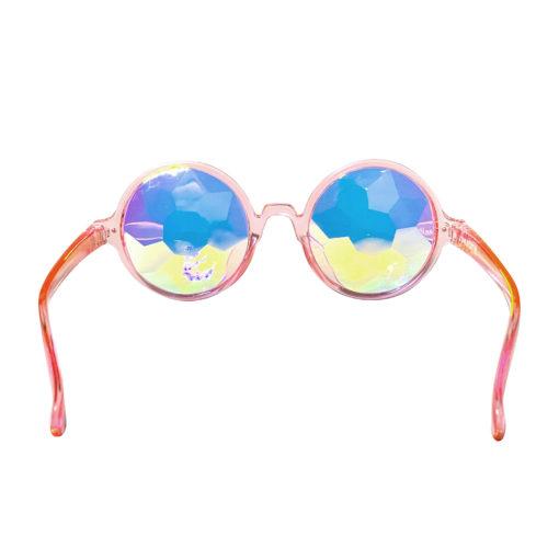 Roze spacebril FestiLovers