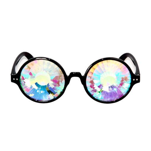 FestiLovers spacebril rondje zwart